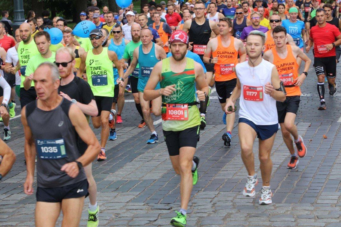ryto bėgiojimas ir hipertenzija