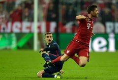 """Čempionų lyga: ar pavyks """"Bayern"""" atsirevanšuoti """"Atletico"""" už pralaimėjimą pusfinalyje?"""