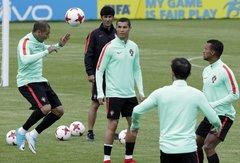 Konfederacijų taurė: Portugalijai kelią į pusfinalį bandys užkirsti Naujoji Zelandija