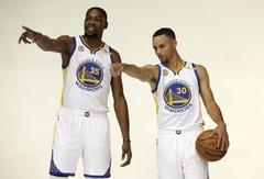 NBA sezono belaukiant: Ramiojo vandenyno divizionas