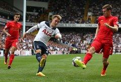 """Anglijos lygos taurės apžvalga: """"Liverpool"""" – """"Tottenham"""""""