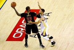 "NBA komandų reitingas: finale vėl susitiks ""Warriors"" ir ""Cavaliers""?"